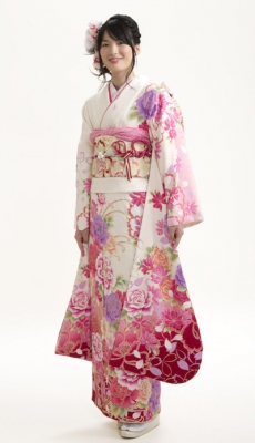 振袖レンタル Pink(ピンク)