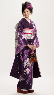 振袖レンタル Purple(紫)